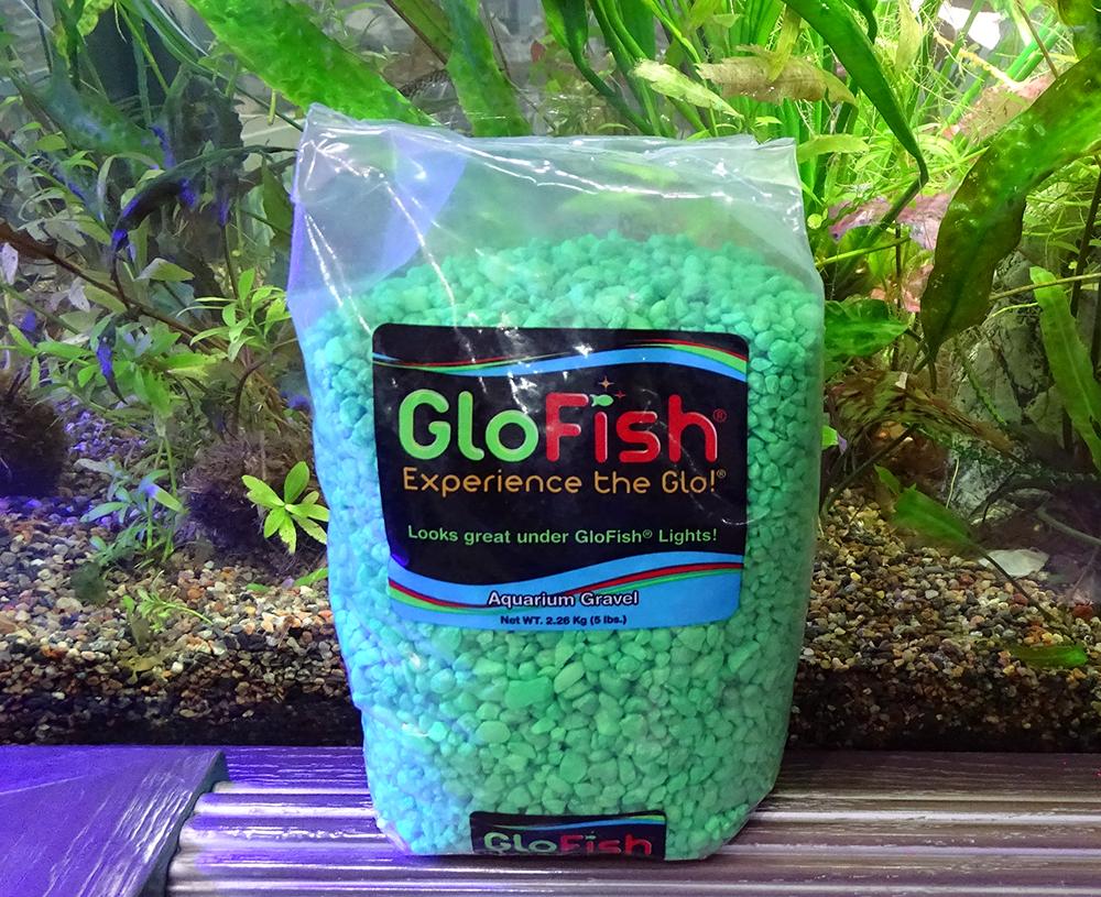 Грунт GLOFISH зеленый  2,26 кг