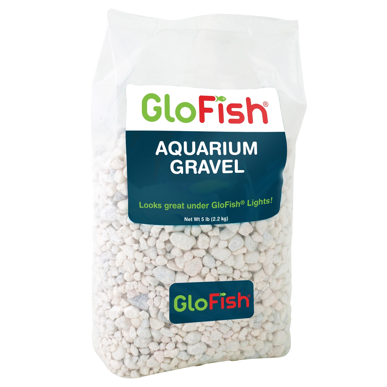 Грунт GLOFISH белый 2,26 кг