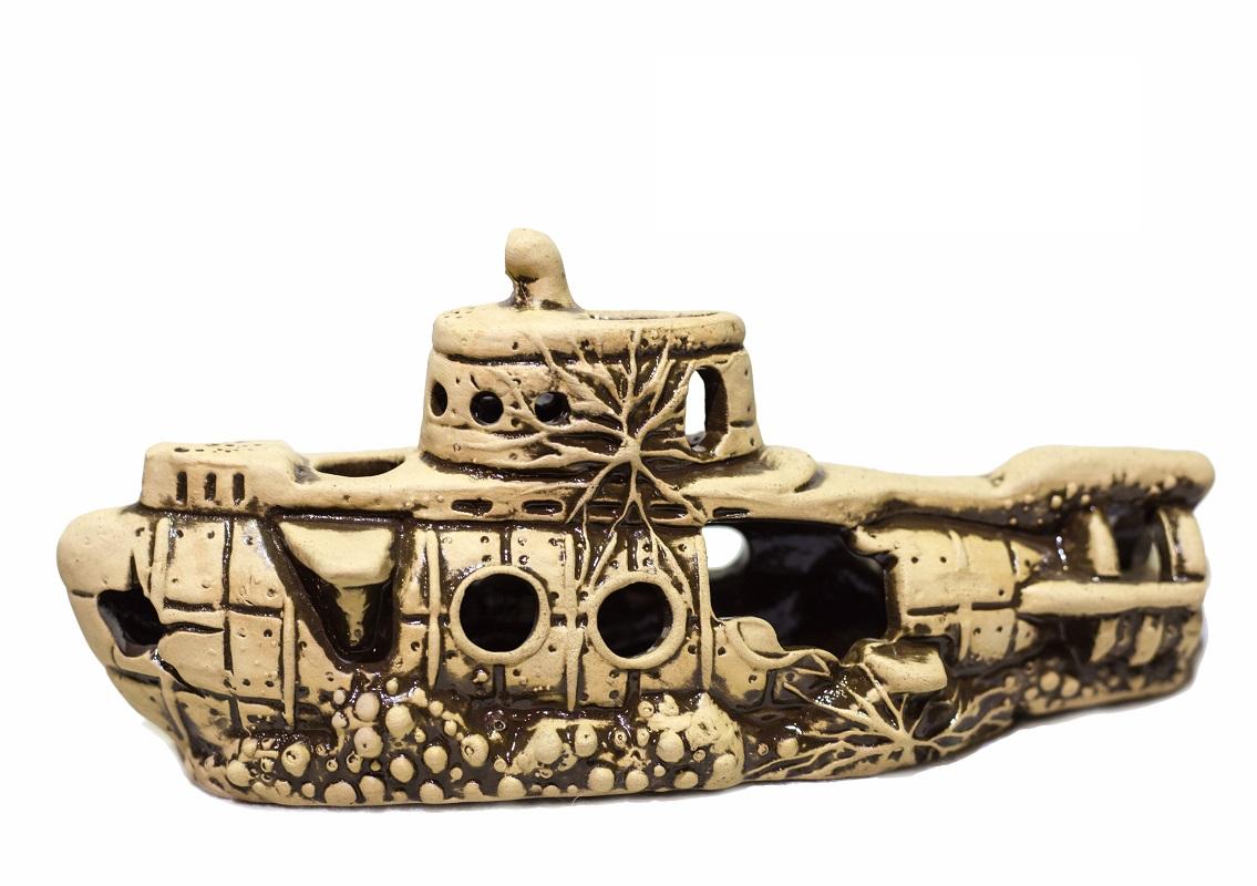 Субмарина 25x8x11см