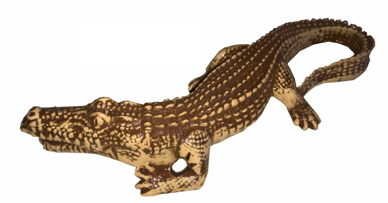 Крокодил 4x21x11см