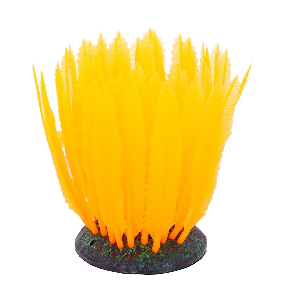 Морская лилия оранжевая 10*7,5*11 см