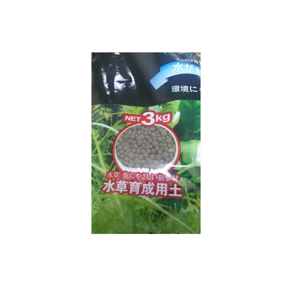 Грунт питательный Aquatic Soil ph6.8-7.0 3кг