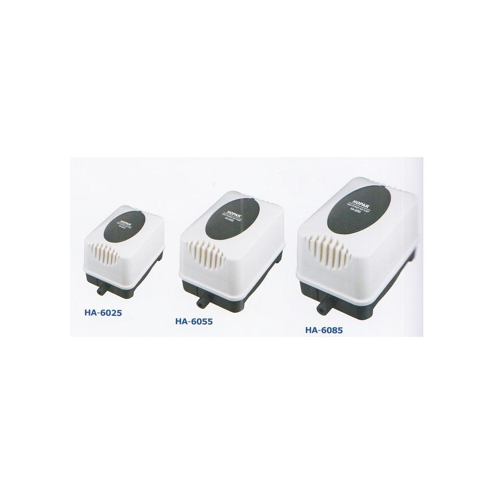 Компрессор Hopar 6085 мембранный, 80W, 110 л/мин, 0,046Mpa