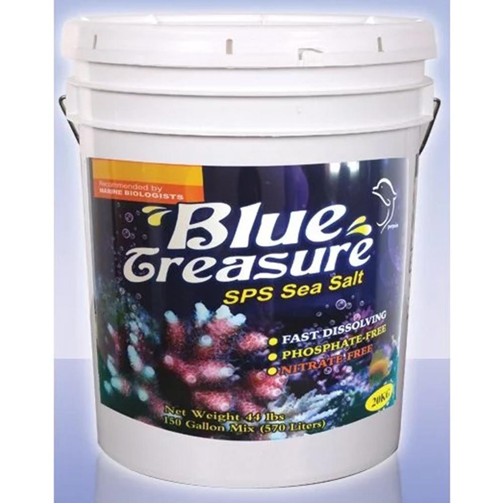 Соль BLUE TREASURE SPS Sea Salt 20кг ведро