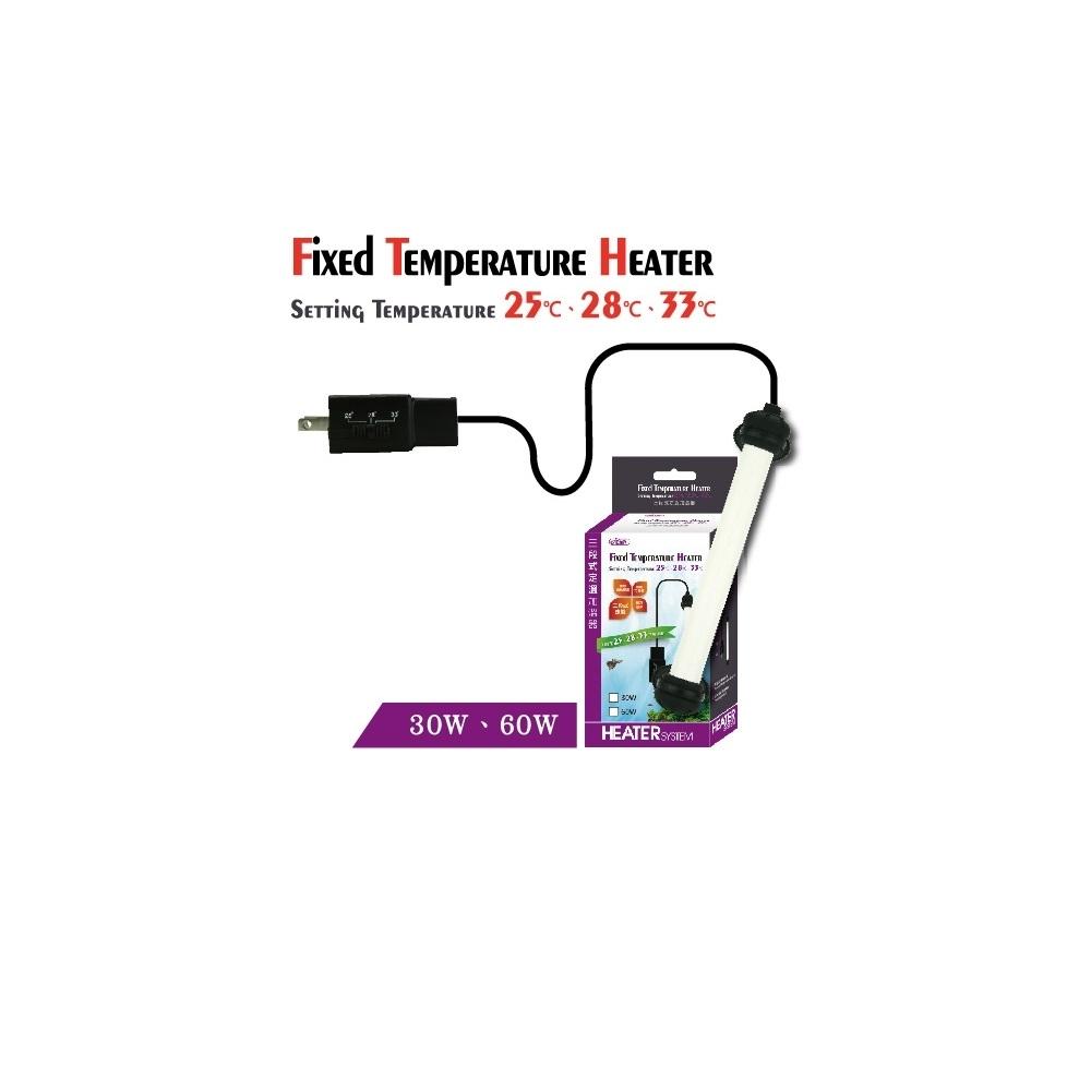 Нагреватель компактный ISTA с предустановленной температурой 25,28,33 градуса высота 140мм, 60вт