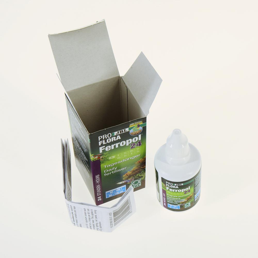 Удобрение для растений JBL Ferropol 24 ежедневное комплексное 10мл