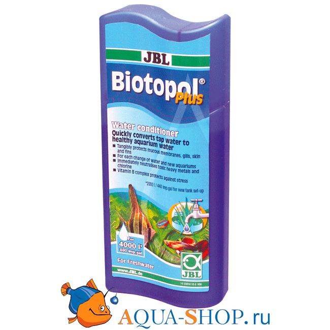 Средство  JBL Biotopol Plus для подготовки воды 500 мл