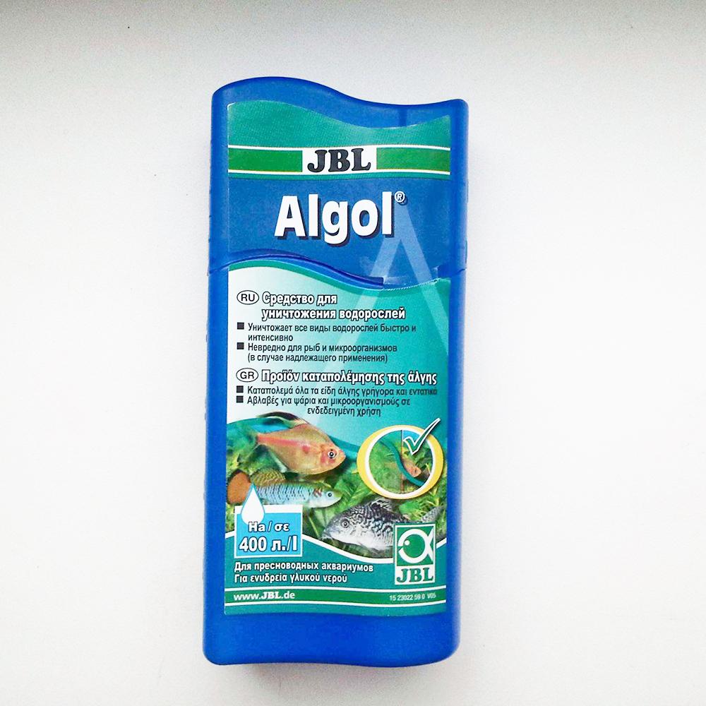 Средство против водорослей JBL Algol 100 мл