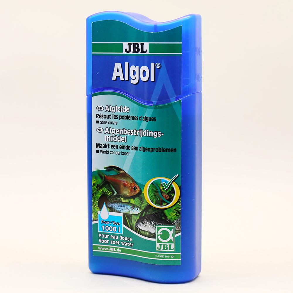 Средство против водорослей JBL Algol 250 мл