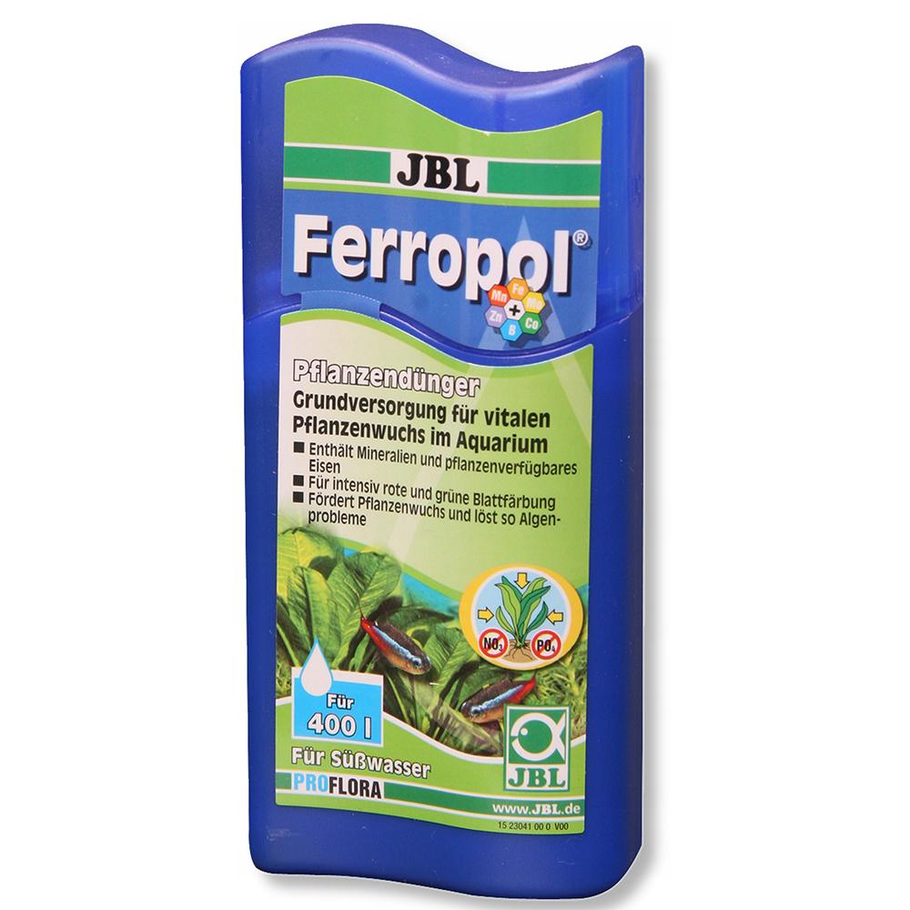 Удобрение для растений JBL Ferropol 100мл
