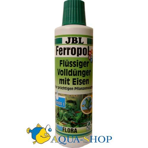 Удобрение для растений JBL Ferropol 250мл