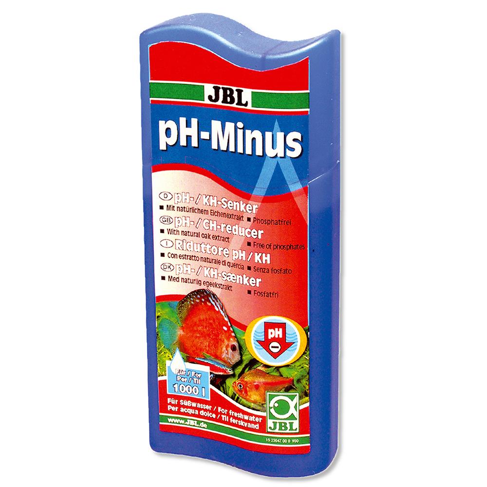 Кондиционер JBL ph-Minus для понижения ph дубовый экстракт 100 мл