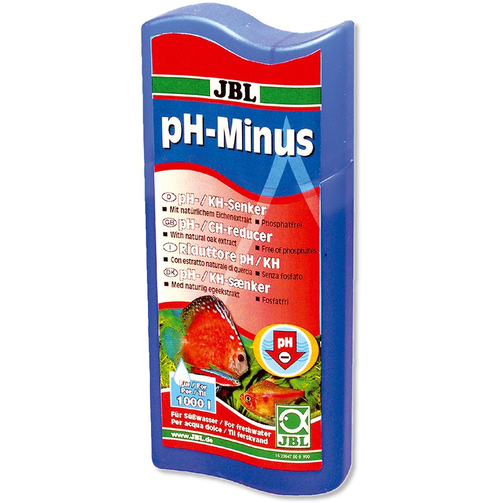 Средство JBL ph-Minus для понижения ph дубовый экстракт 250 мл