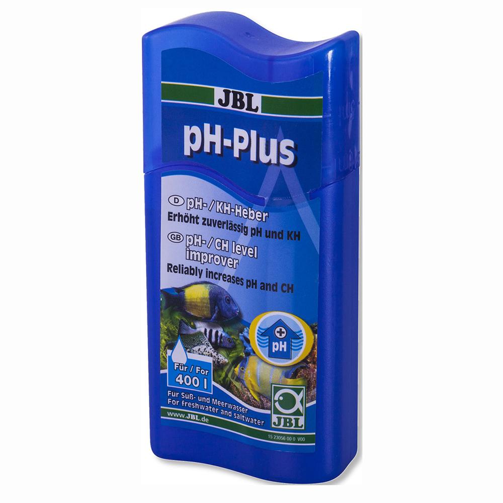 Препарат JBL pH-Plus  для повышения значения pH, 100мл