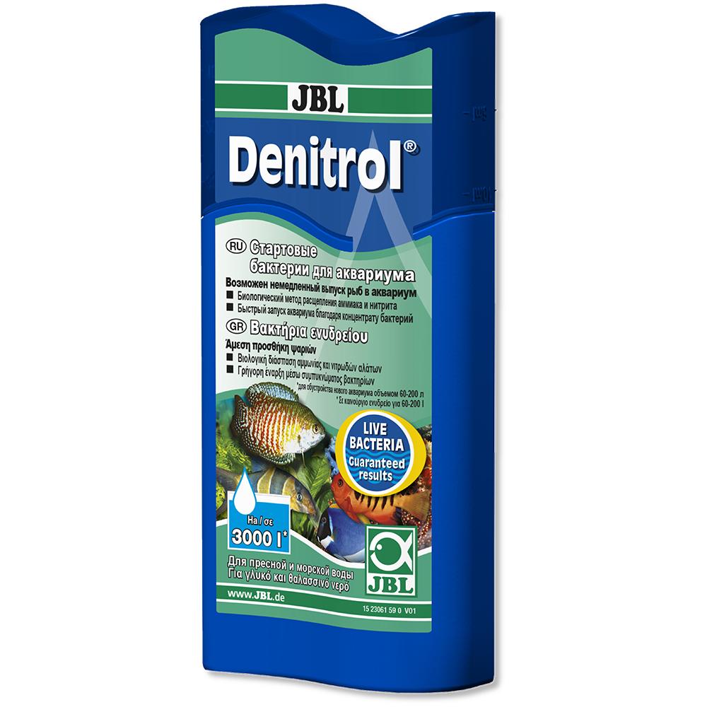 Средство JBL Denitrol бактериальный 100 мл