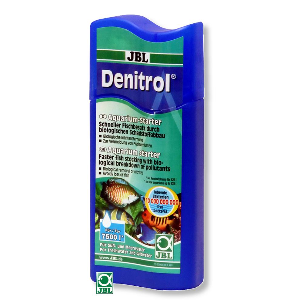 Средство JBL Denitrol бактериальный 250 мл