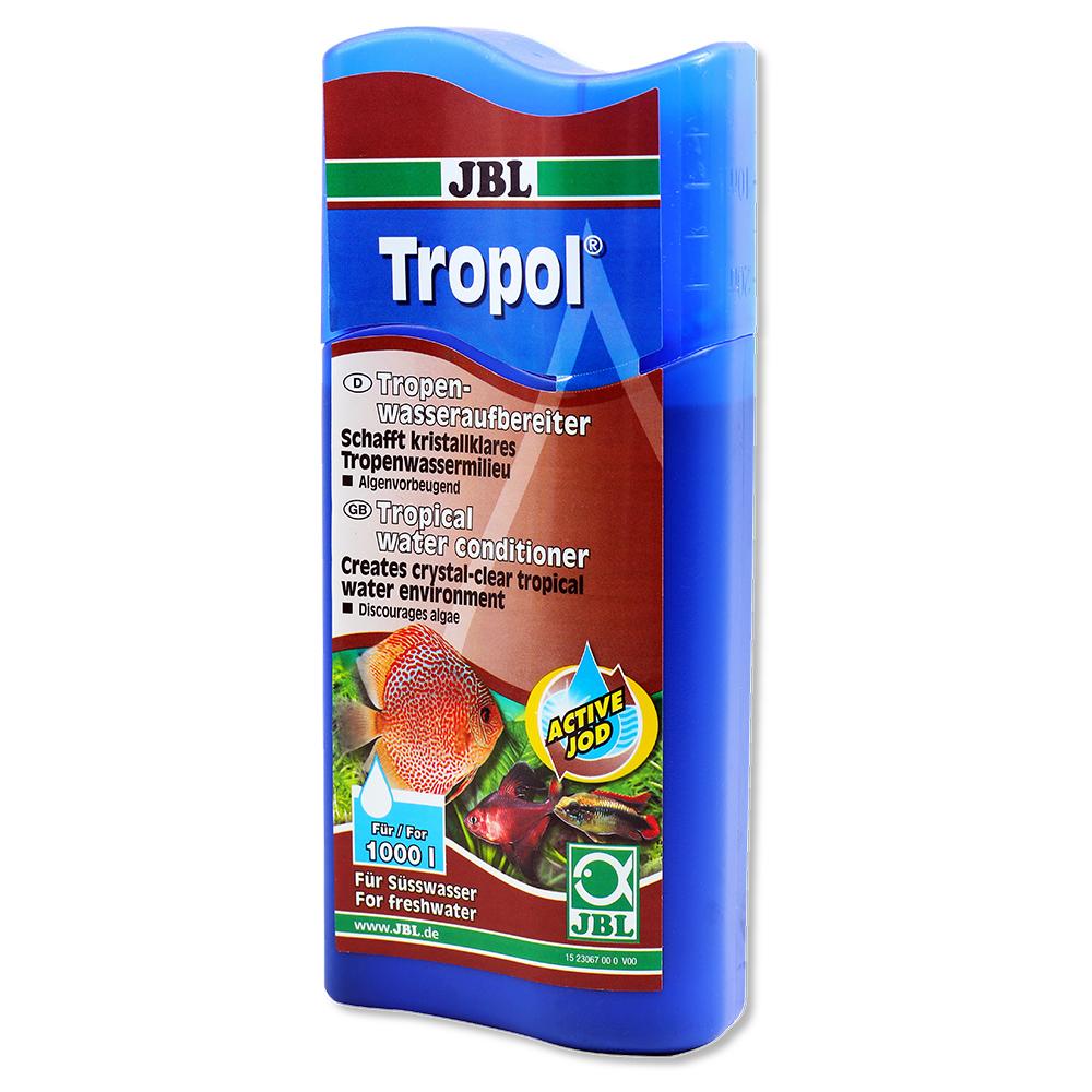 Препарат JBL Tropol экстракт торфа с йодом 250 мл