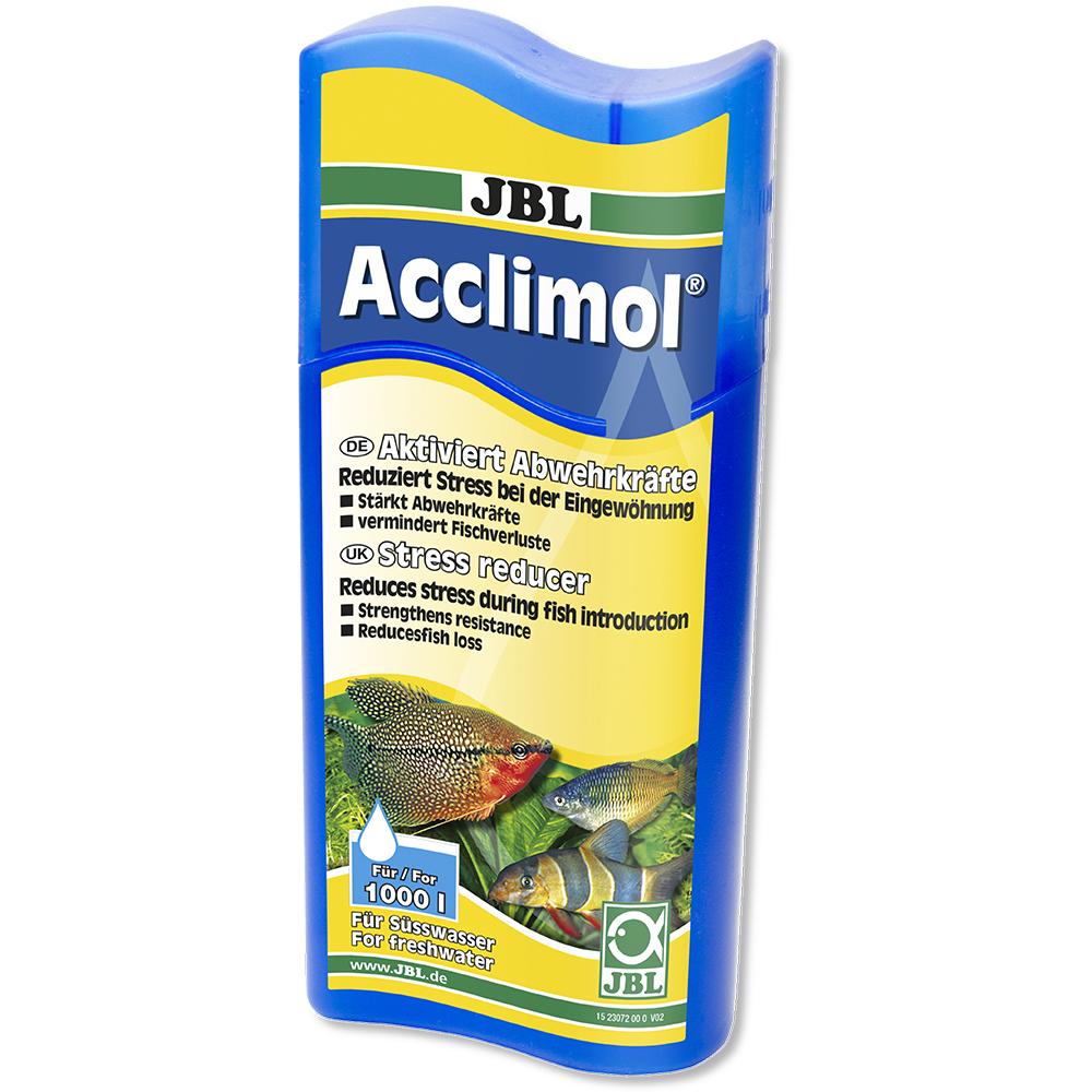 Препарат JBL Acclimol антистрессовый 250 мл