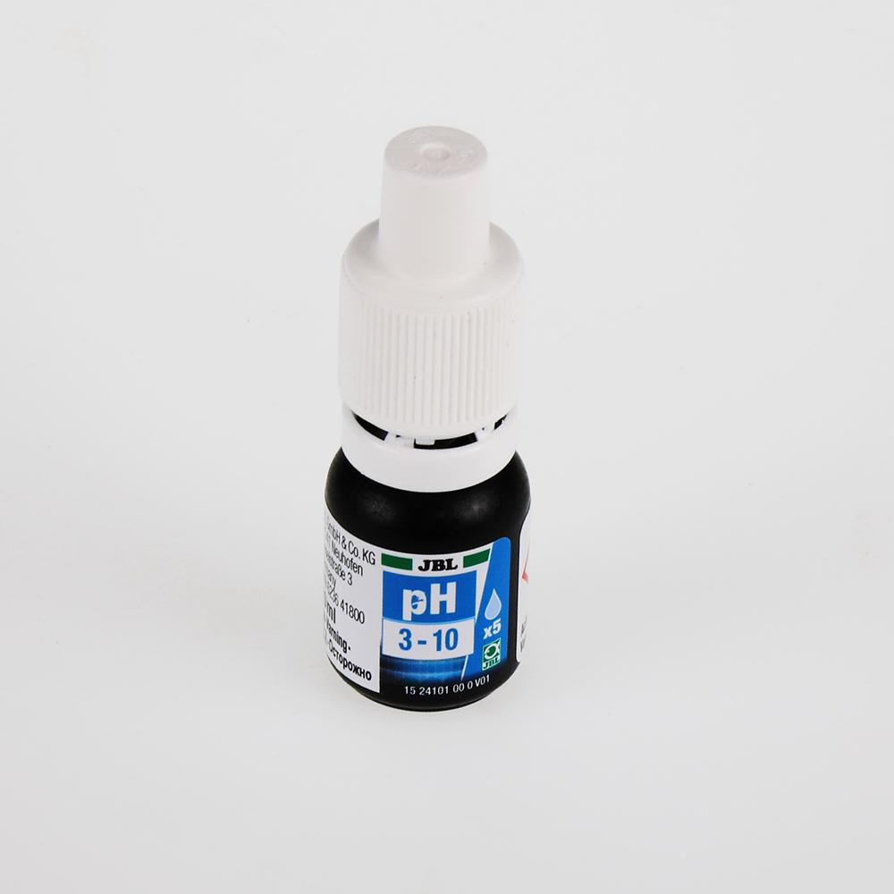 Реагент для теста JBL ProAqua на pH (3.0-10.0), пресн/морск, 50 измерений