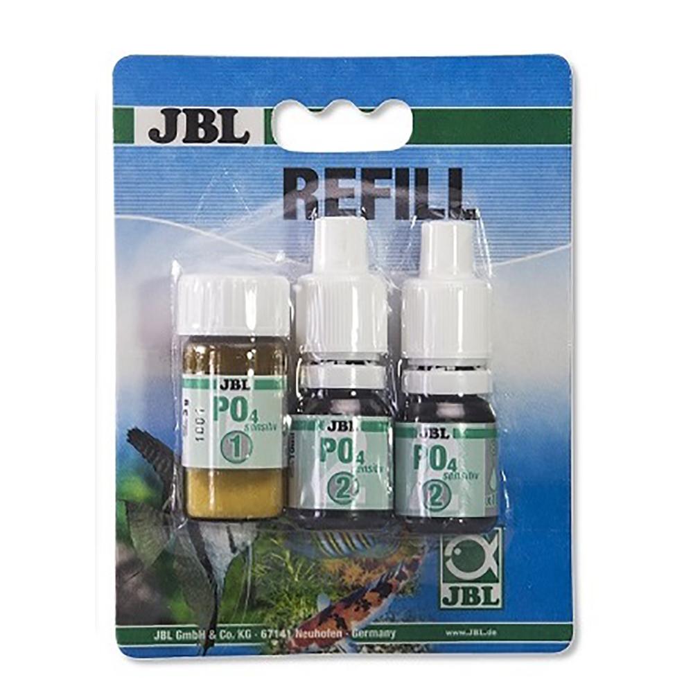 Реагент для теста JBL ProAqua на фосфаты (PO4), пресн/морск, 50 измерений