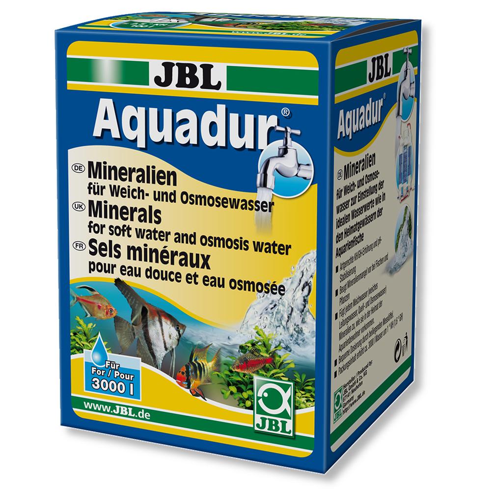 Средство  JBL AquaDur  набор солей для для повышения kH и стабилизации pH 250 г