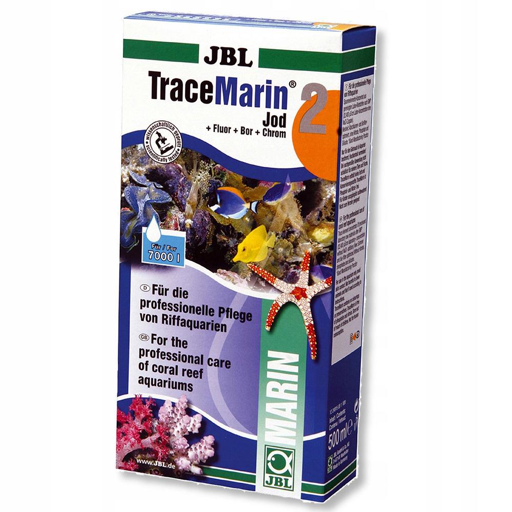 Добавка JBL Trace Marin 2 йод 500мл на 7000л