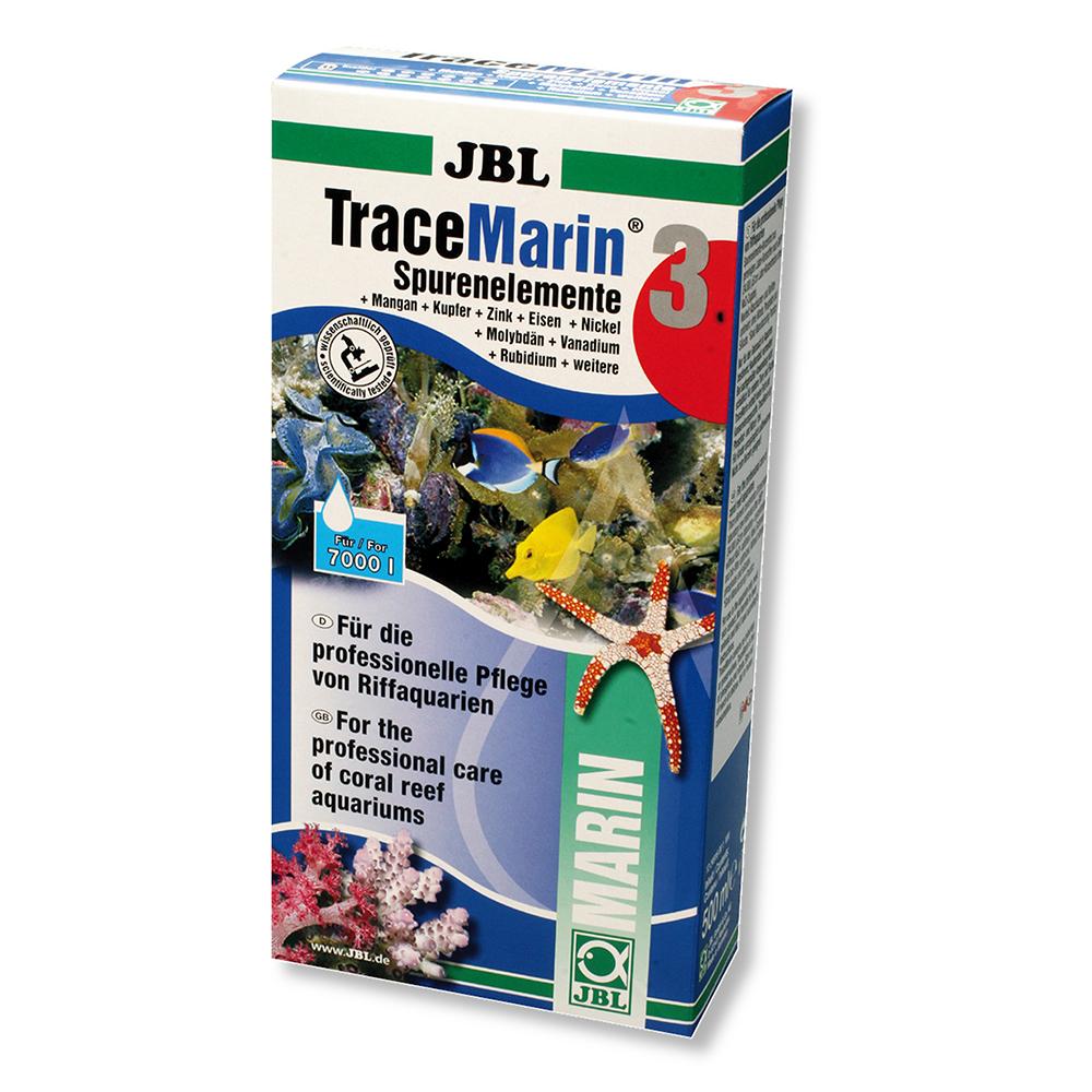 Добавка JBL Trace Marin 3 микроэлементов 500мл