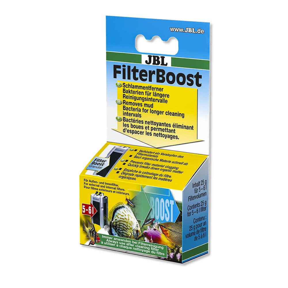 Бактерии для запуска биофильтра JBL Filter Boost 25г (порошок)