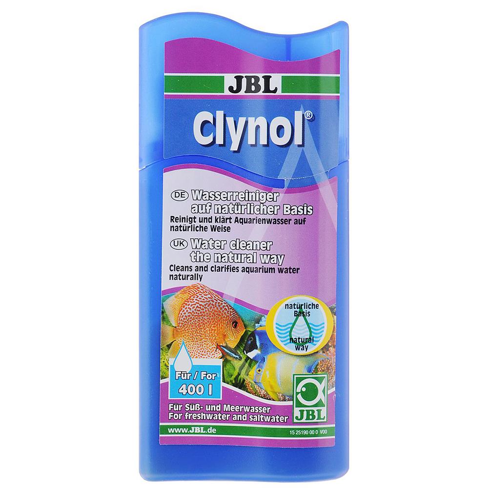 Средство JBL Clynol для очищения воды 100 мл