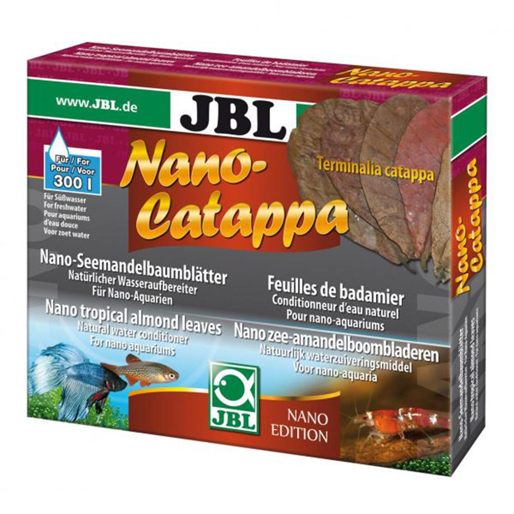 Листья миндального дерева JBL Catappa нано 10 шт