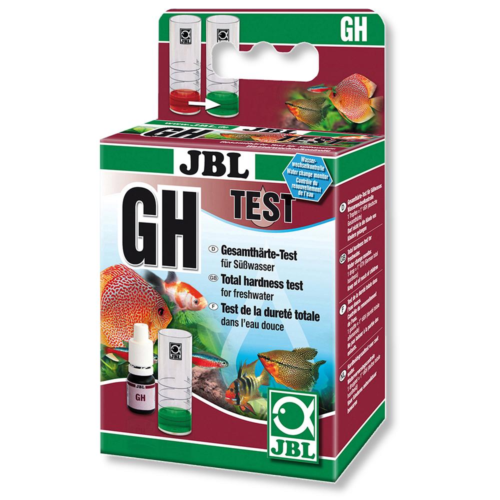 Тест JBL на общую жёсткость (GH), пресн