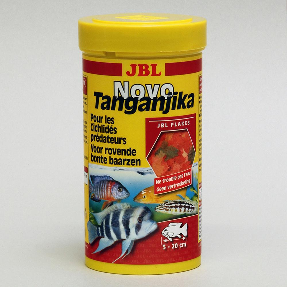Корм для рыб JBL NovoTanganjika 250 мл