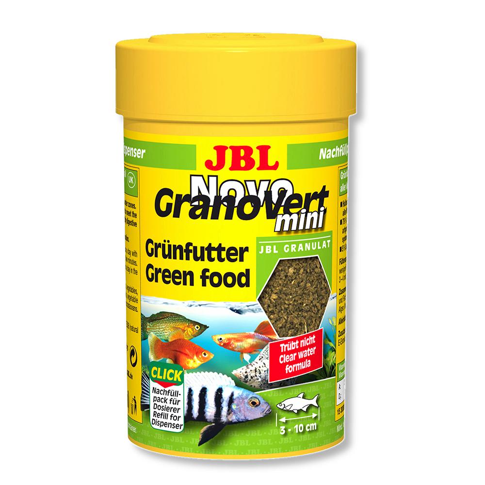 Корм для рыб JBL NovoVert mini Refill 100 мл