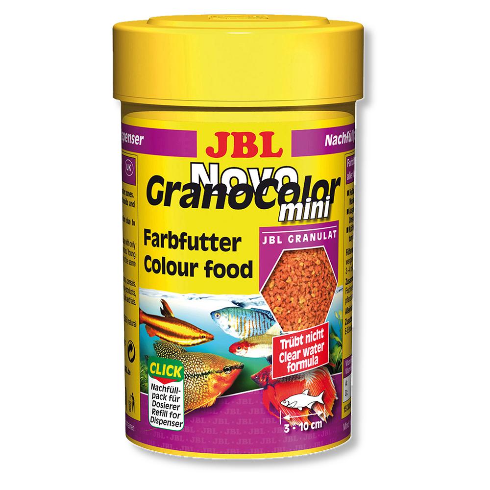 Корм для рыб JBL NovoGranoColor mini Refill 100 мл