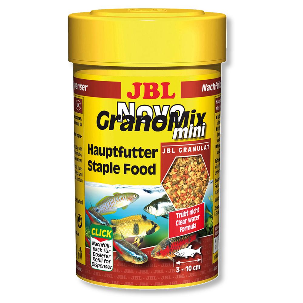 Корм для рыб JBL NovoGranoMix mini Refill 100 мл