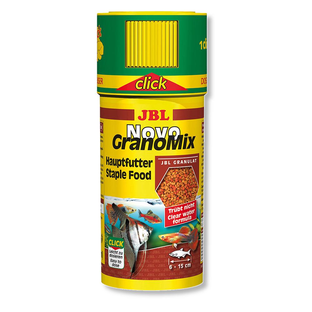 Корм для рыб JBL NovoGranoMix 250 мл