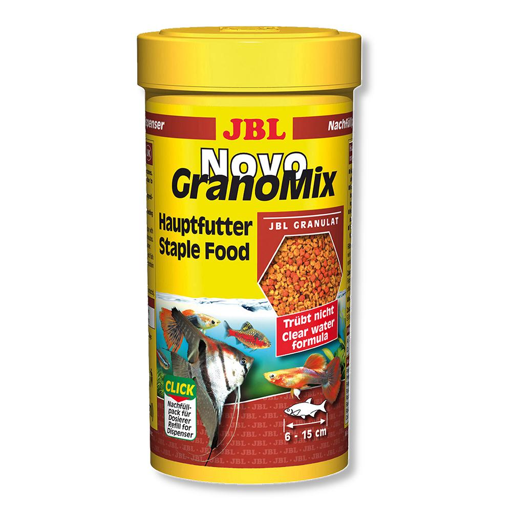 Корм для рыб JBL NovoGranoMix Refill 250 мл