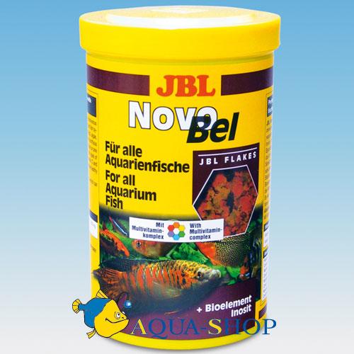 Корм для рыб JBL NovoBell 100мл