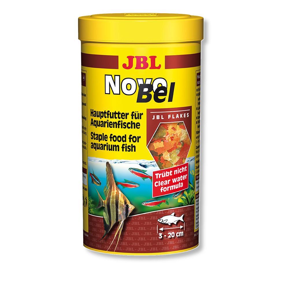 Корм для рыб JBL NovoBell 250мл