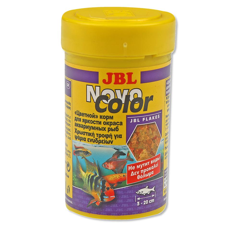 Корм для рыб JBL NovoColor 100 мл