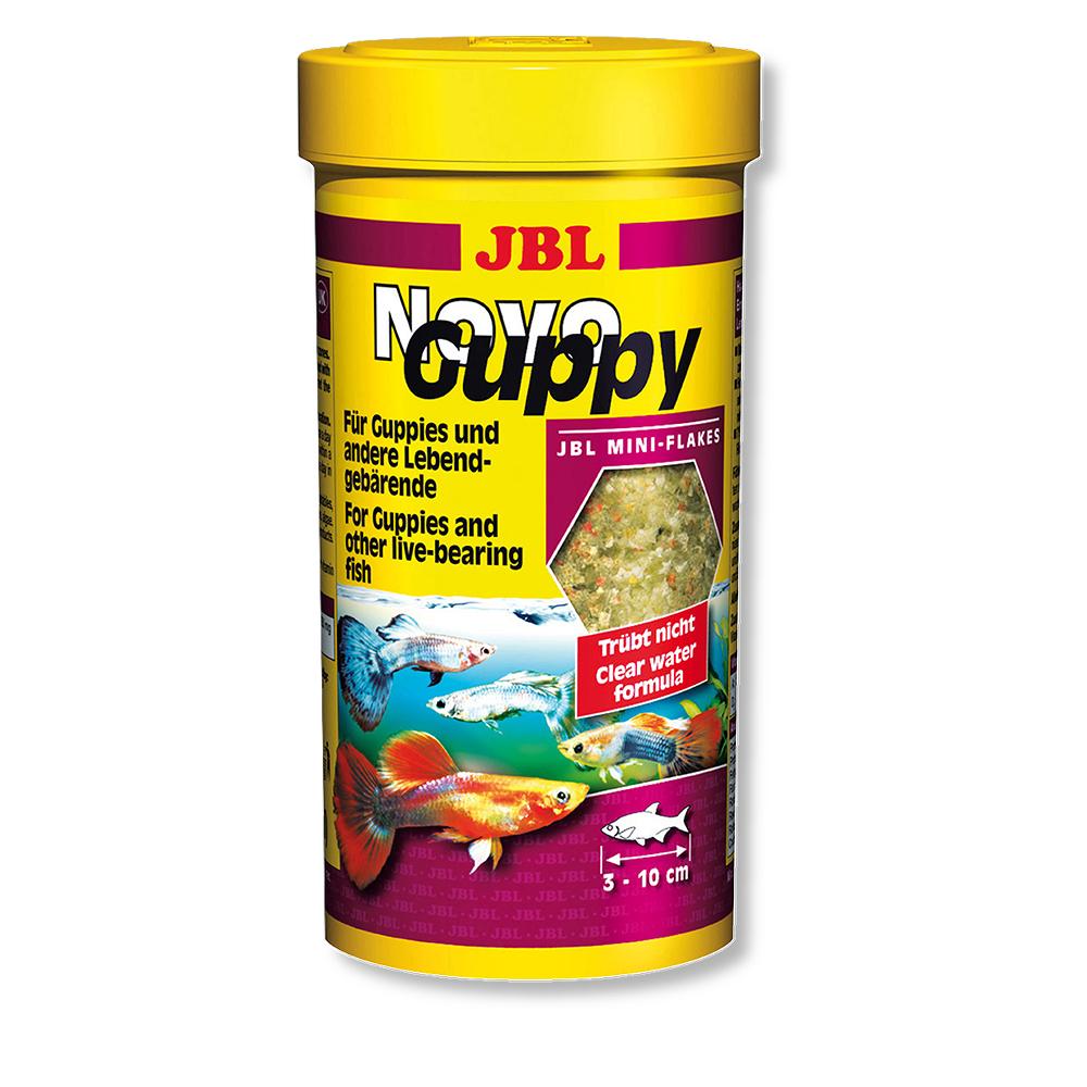 Корм для рыб JBL NovoGuppy 100 мл