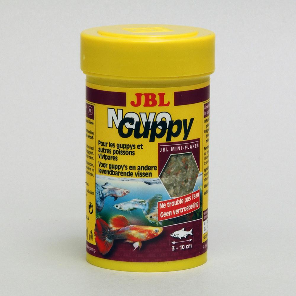 Корм для рыб JBL NovoGuppy 250 мл