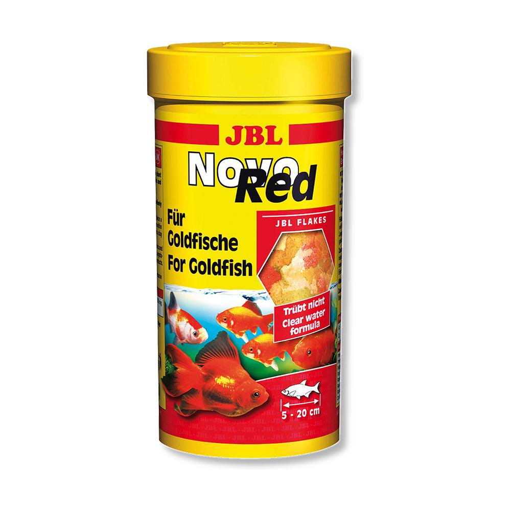 Корм для рыб JBL Novo Red для золотых рыбок 1000мл