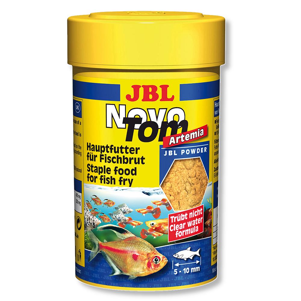 Корм для рыб JBL NovoTom Artemia для мальков 100 мл