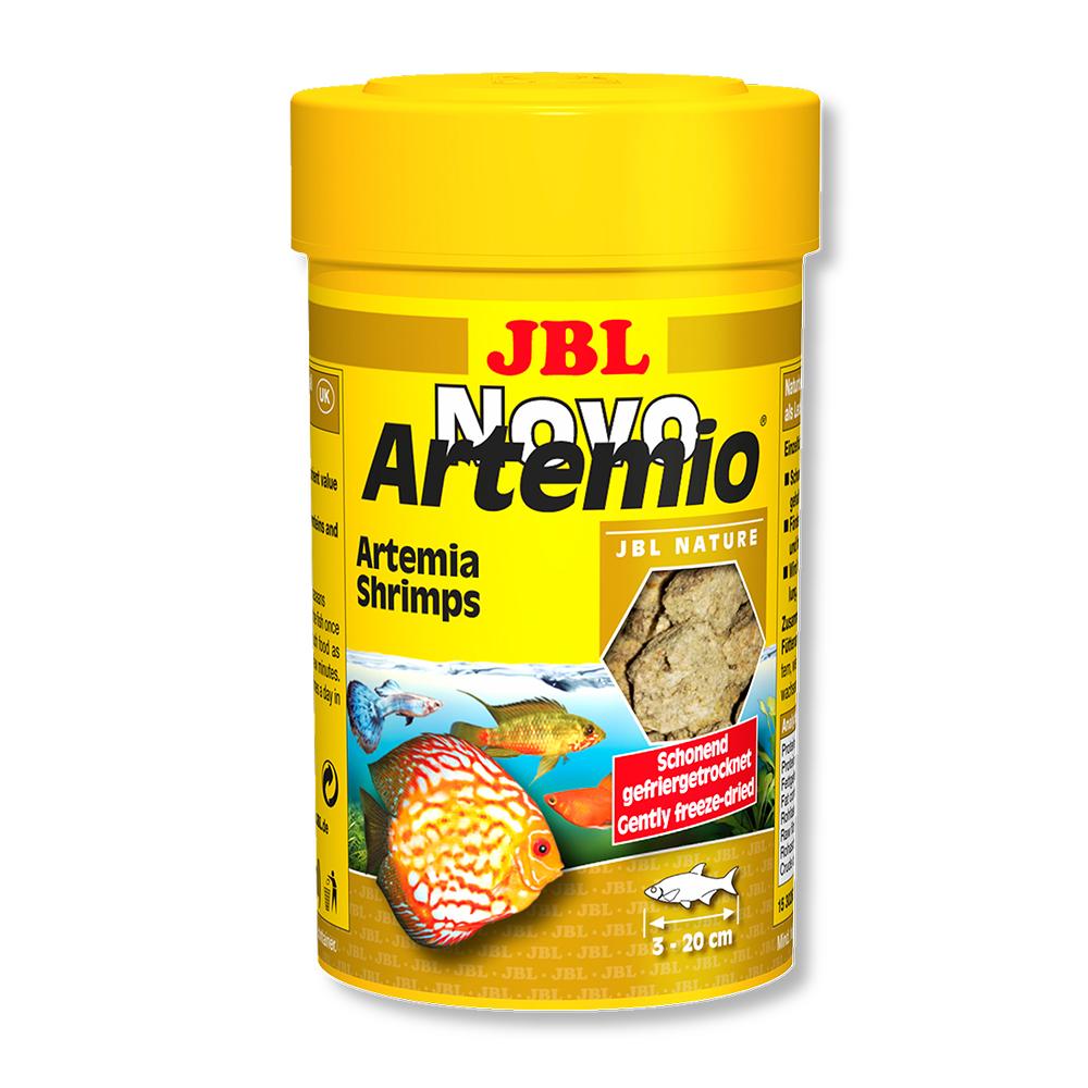 Корм для рыб JBL Artemio Рачки артемии, 100мл