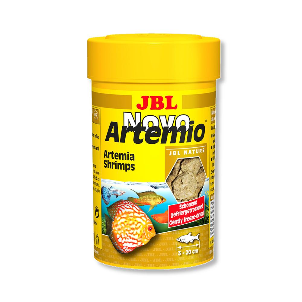 Корм для рыб JBL Artemio Рачки артемии, 250мл