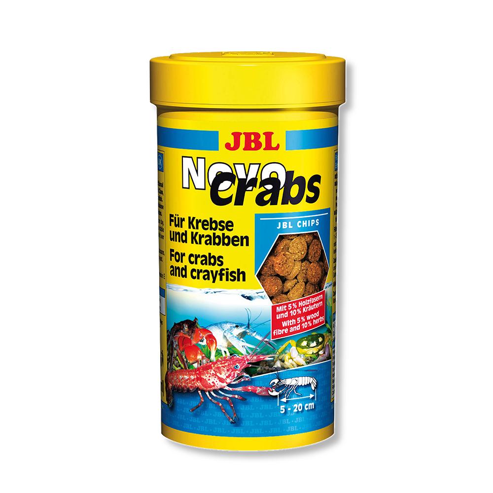 Корм для панцирных ракообразных JBL NovoCrabs 100 мл