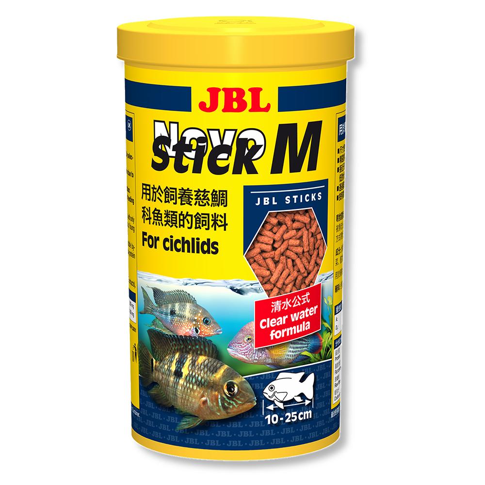 Корм для рыб JBL NovoStick M 1000мл