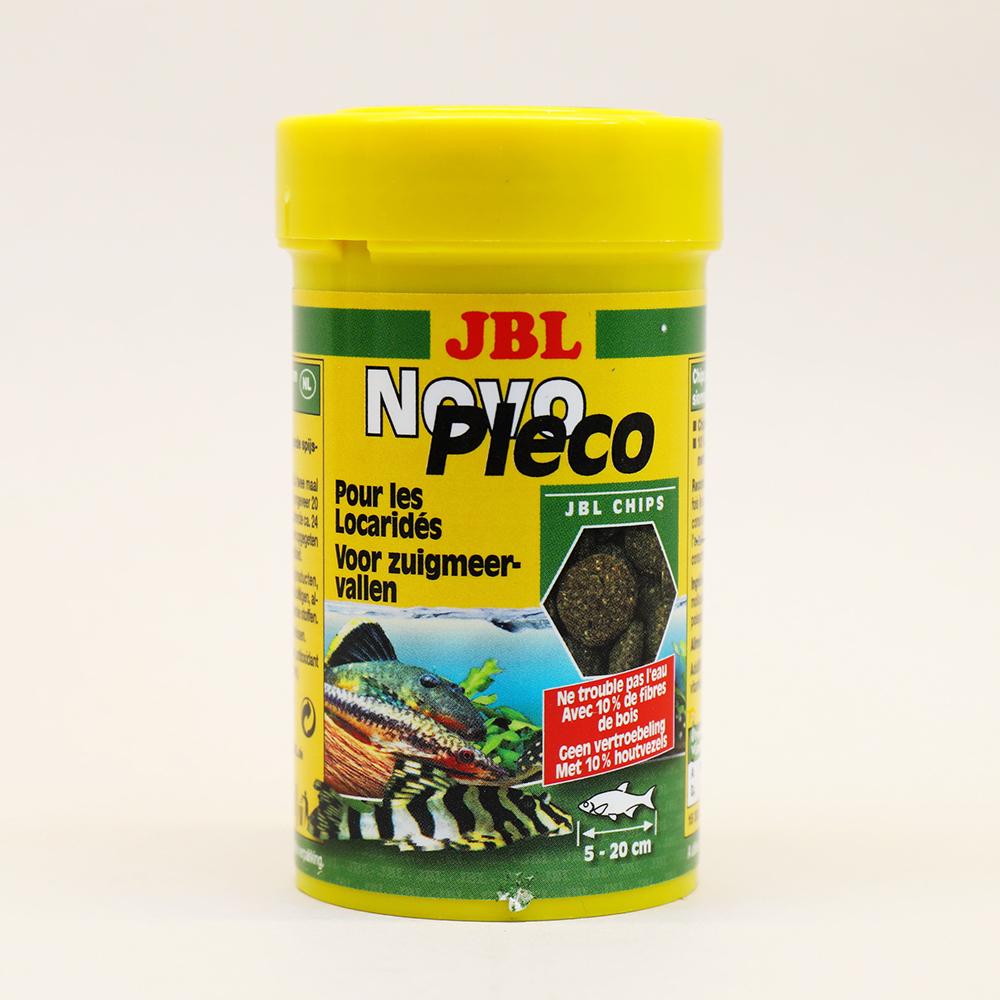 Корм для рыб JBL NovoPleco для сомов 100мл