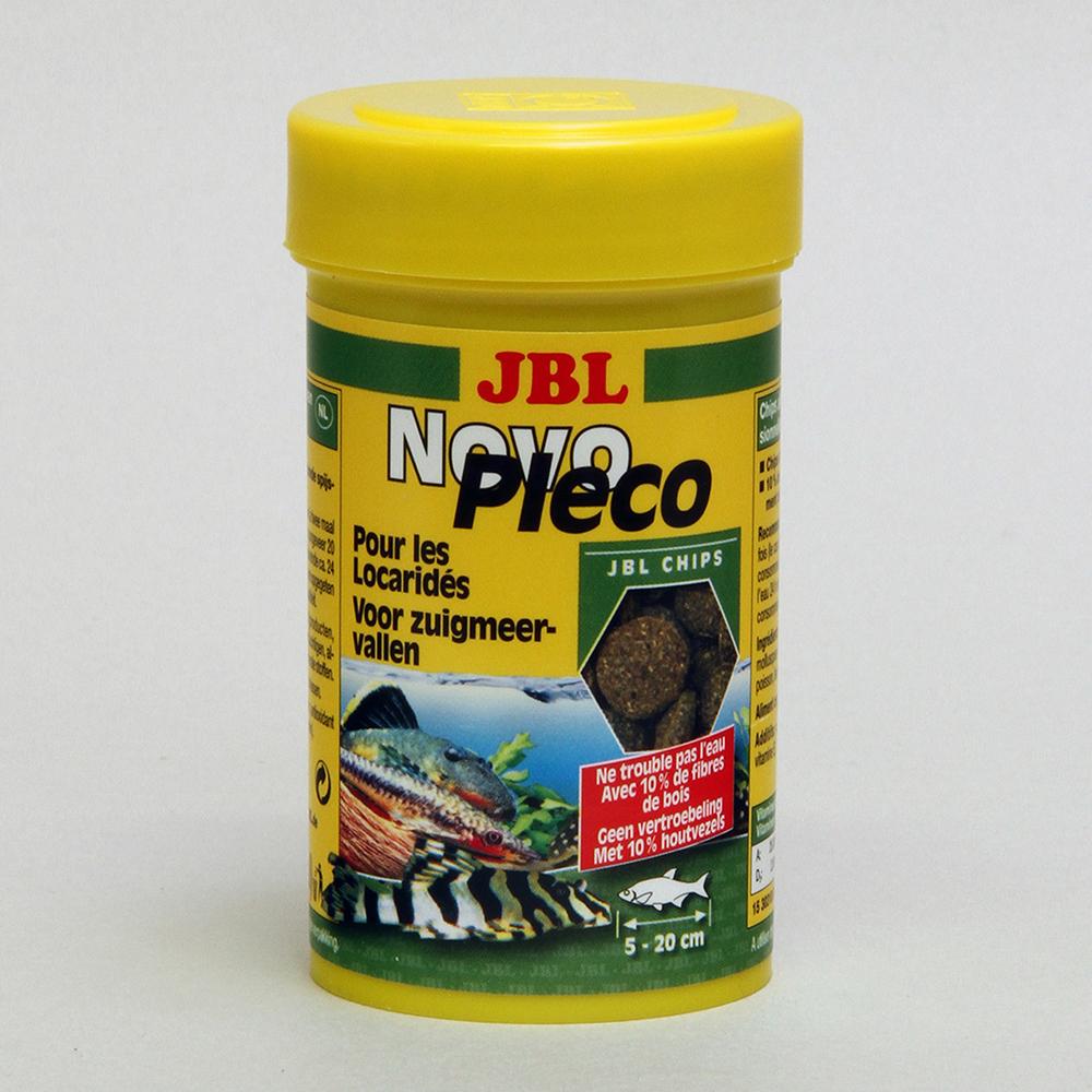 Корм для рыб JBL NovoPleco для сомов 250мл